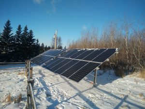Beaver County, ground mount solar