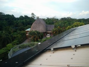 Samoa, South Pacific, Battery Based Solar.