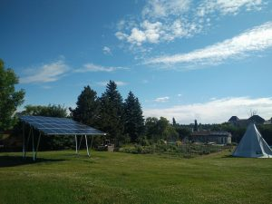 Solar Gazebo ~ Riverdale Community