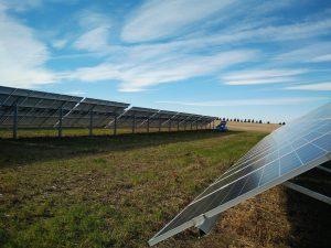 Solar Irrigation In Western Canada