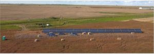 pile-driving and mechanical installation for ground-mount solar systems | Dandelion Renewables