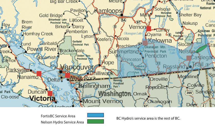 BC service map