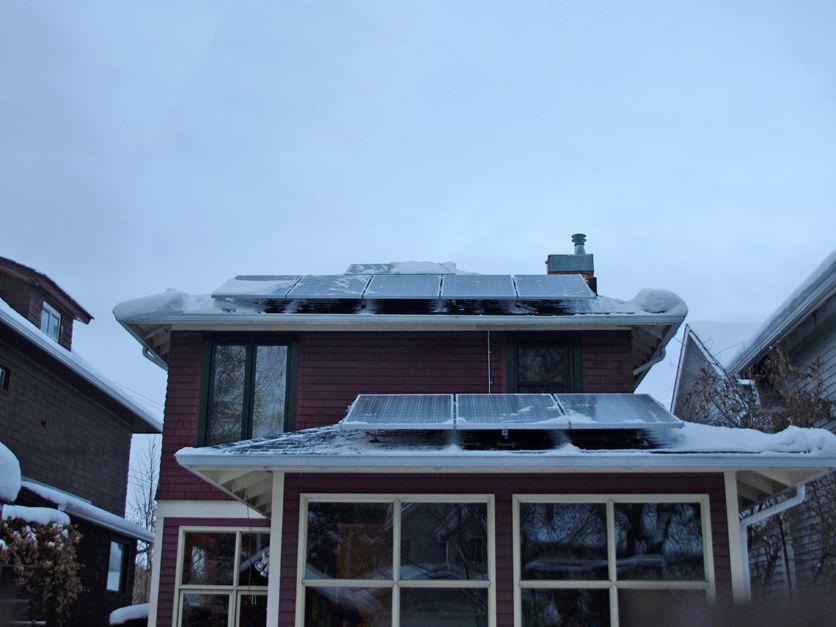Edmonton, Alberta Shelagh and Ellen Residence