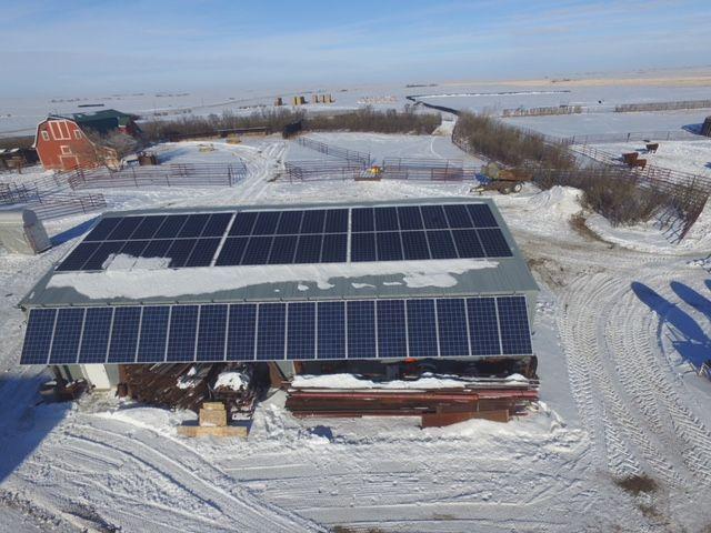 New On-Farm Solar Photovoltaics Program Announced