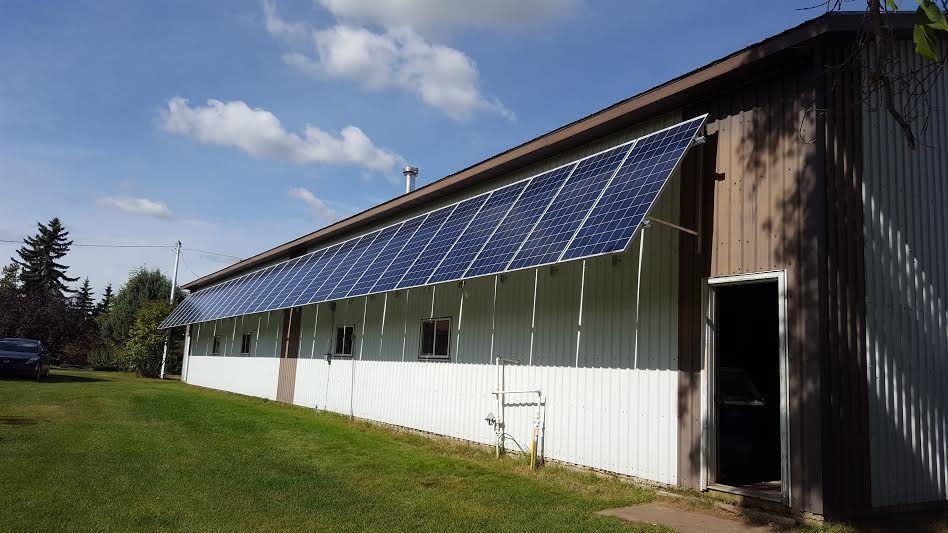 Flach Farms Solar System