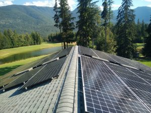 Community Solar Systems Near Nelson