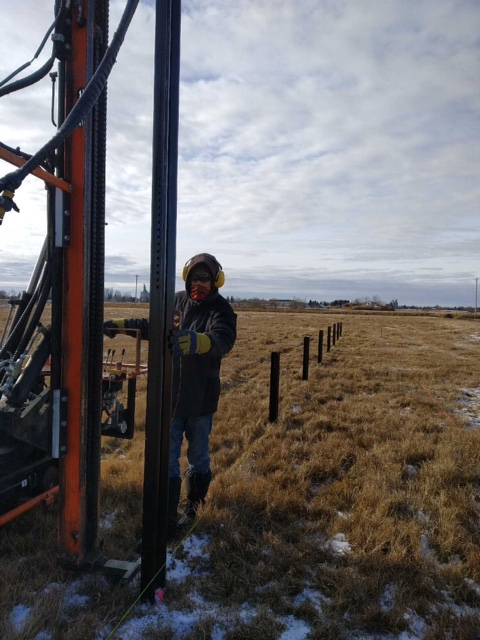 1_05MW Viking municipal solar project Alberta 2019-2020