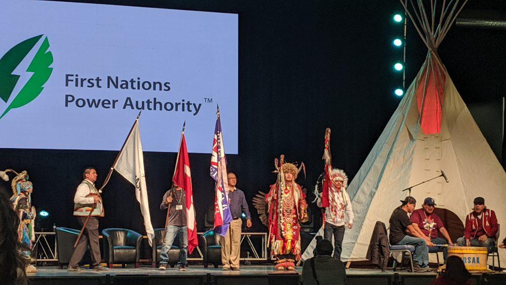Dandelion Renewables in 5th Annual Indigenous Green Energy Forum
